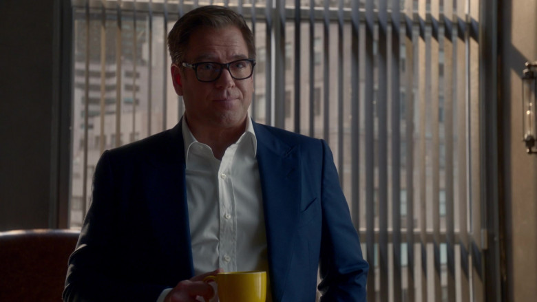 Tom Ford Eyeglasses of Michael Weatherly in Bull S05E09 TV Show