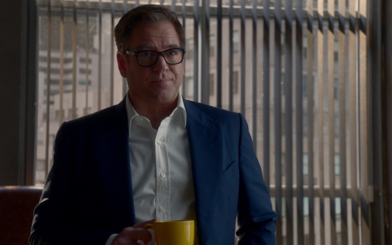 Tom Ford Eyeglasses of Michael Weatherly in Bull S05E09 TV Show