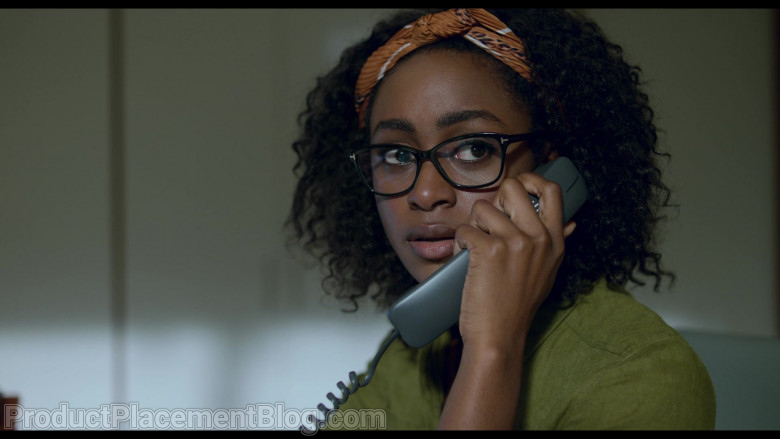 Tom Ford Glasses of Simona Brown as Louise in Behind Her Eyes S01E04 Rob (2021)