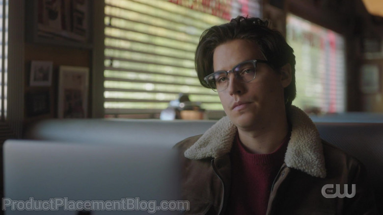 Tom Ford Men's Glasses of Cole Sprouse as Jughead Jones in Riverdale S05E05
