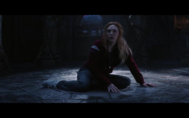 Tretorn Women's Shoes of Elizabeth Olsen as Wanda Maximoff – Scarlet Witch in WandaVision S01E08 (2)