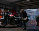 Triumph Motorcycle in Ginny & Georgia S01E10 The Worst Betr...