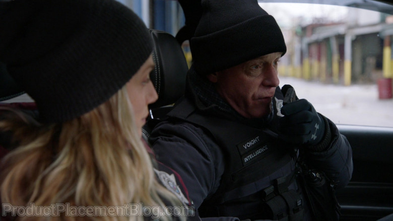 Under Armour Gloves Worn by Jason Beghe as Hank Voight in Chicago P.D. S08E07 Instinct (2021)