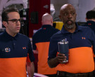 Under Armour Shirts of Gary Anthony Williams & Dan Ahdoot in...