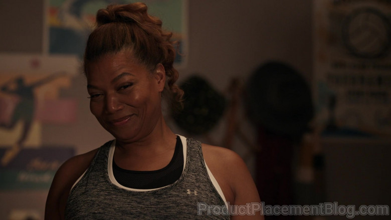 Under Armour Women's Tee of Queen Latifah as Robyn McCall in The Equalizer S01E02