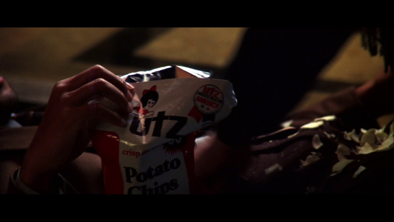 Utz Potato Chips in Enemy of the State (1998)
