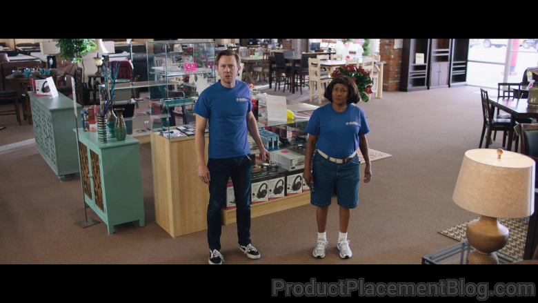 Vans Shoes of Jimmi Simpson as Petey in Breaking News in Yuba County (1)