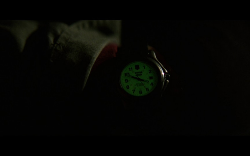 Victorinox Swiss Army Watch in Absolute Power (1997)