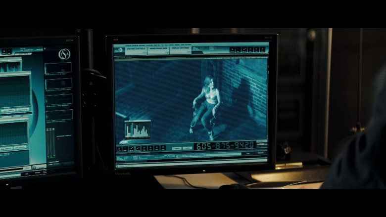 ViewSonic Monitor in Shooter (2007)