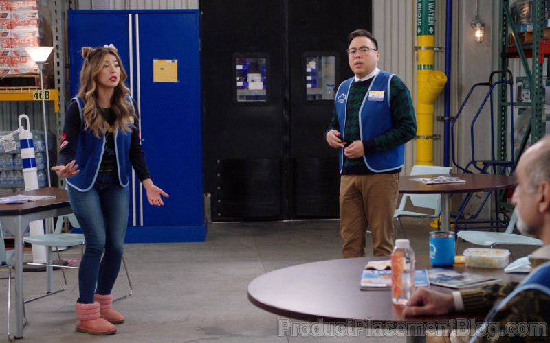 Vizzy Hard Seltzer Drinks in Superstore S06E09 Conspiracy (2021)