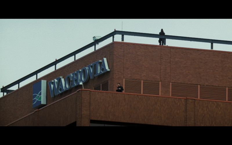 Wachovia Sign in Shooter (2007)
