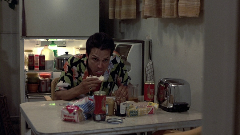 Weber's White Bread in Beverly Hills Cop (1984)