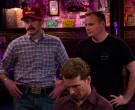 Winston Cap and Ariat Men's Black T-Shirt in The Crew S01E03...