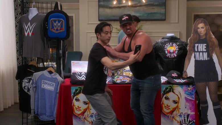 World Wrestling Entertainment in Punky Brewster S01E06 (1)