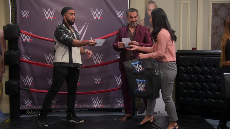 World Wrestling Entertainment in Punky Brewster S01E06 (2)