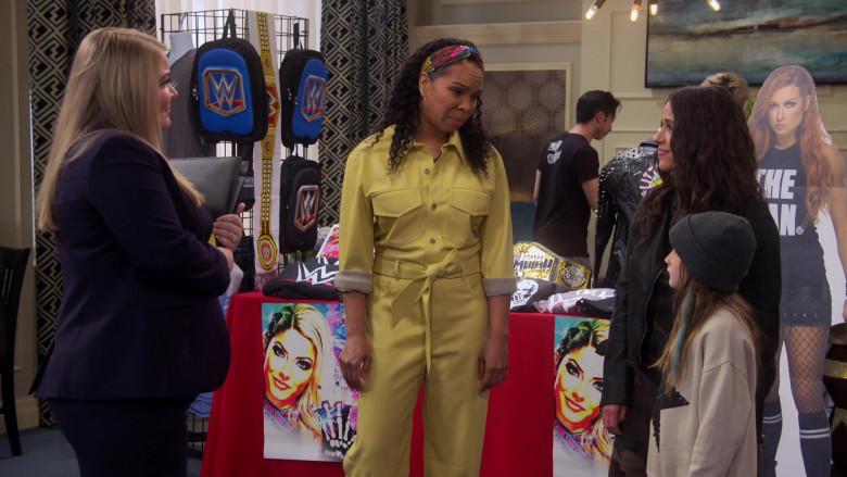World Wrestling Entertainment in Punky Brewster S01E06 (3)