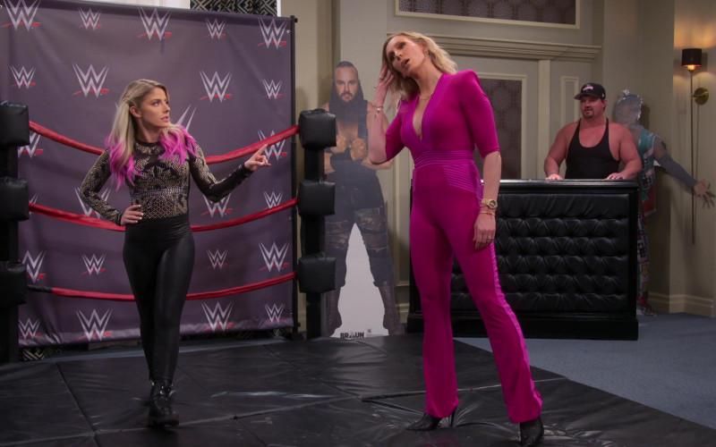 World Wrestling Entertainment in Punky Brewster S01E06 (5)