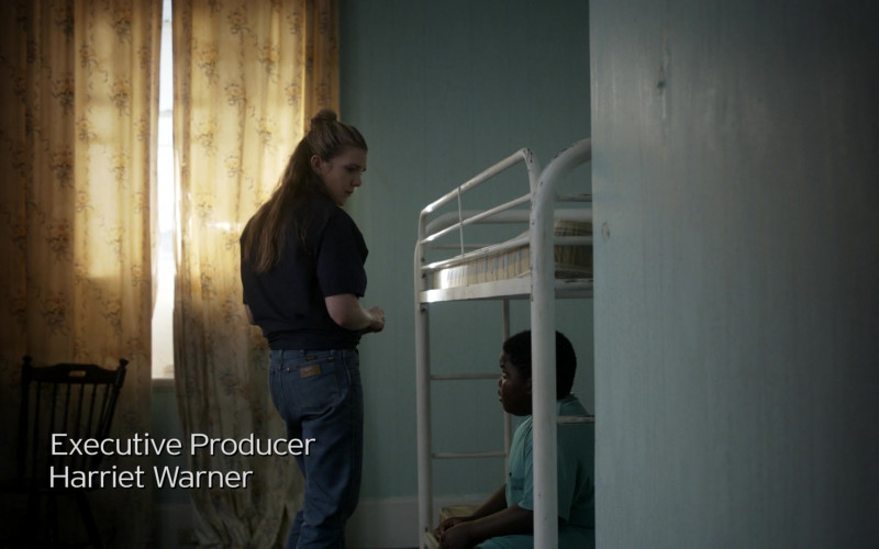 Wrangler Women's Jeans of Lily Rabe as Emma Hall in Tell Me Your Secrets S01E03