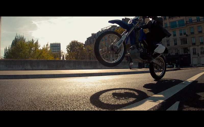 Yamaha WR 250 F Motorcycle in Red 2 (2013)