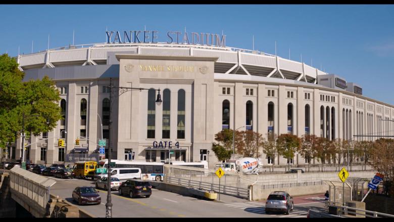 Yankee Stadium in Tom and Jerry (2021)