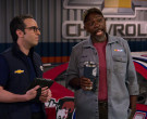 Yeti Tumbler of Gary Anthony Williams as Chuck in The Crew S...