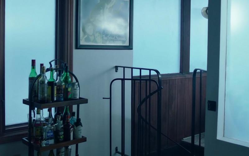 1800 Tequila in Doors (2021)