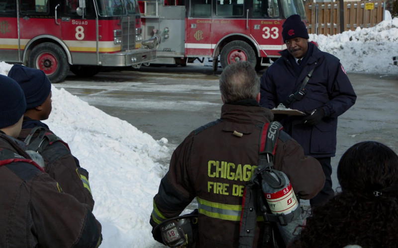 3M Scott Air-Pak SCBA open-circuit self-contained breathing apparatus Used by Cast Members in Chicago Fire S09E09 TV Show (3)