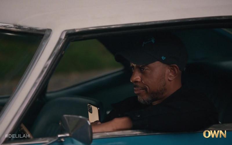 '47 Brand Cap of Joe Holt as Mace in Delilah S01E02 Toldja (2021)