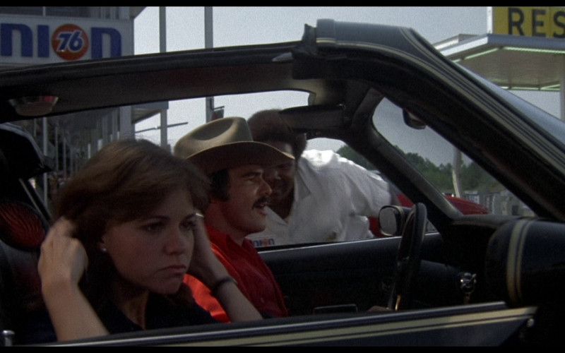 76 Gas Stations in Smokey and the Bandit (1977)