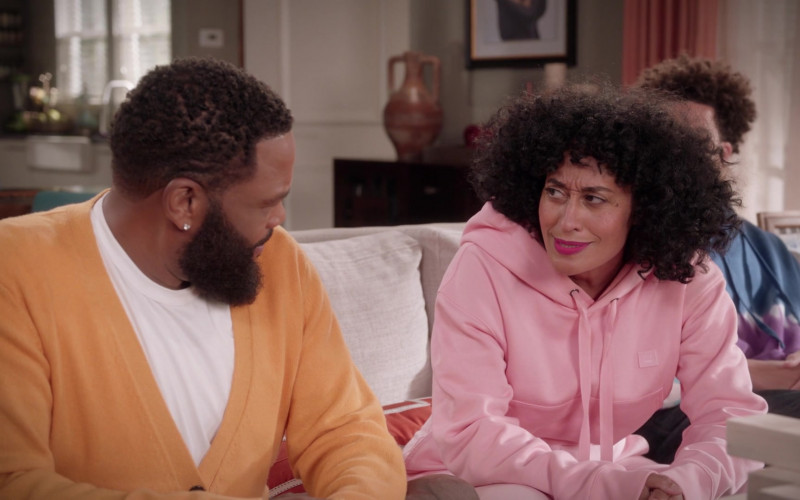 Acne Studios Hoodie of Tracee Ellis Ross in Black-ish S07E16