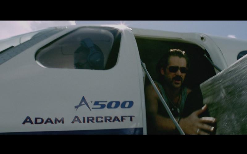 Adam Aircraft A500 in Miami Vice (2006)
