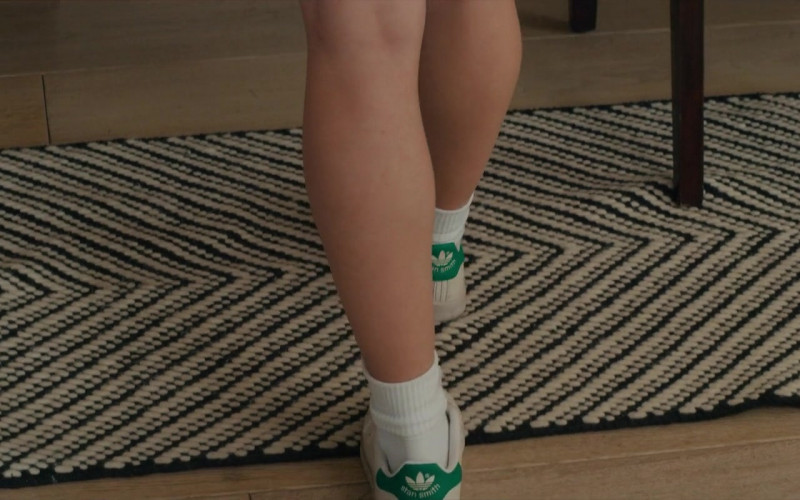 Adidas Stan Smith Shoes of Greer Grammer as Grace in Deadly Illusions (1)
