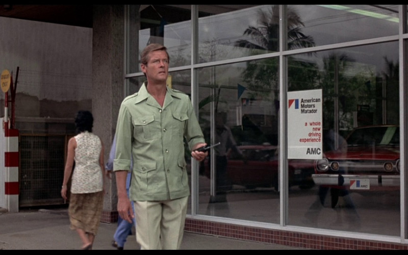 American Motors Corporation Dealership in The Man with the Golden Gun (1974)