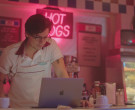 Apple MacBook Laptop Used by Cole Sprouse as Jughead Jones i...