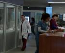 Apple iMac Computer in Chicago Fire S09E08 Escape Route (2...