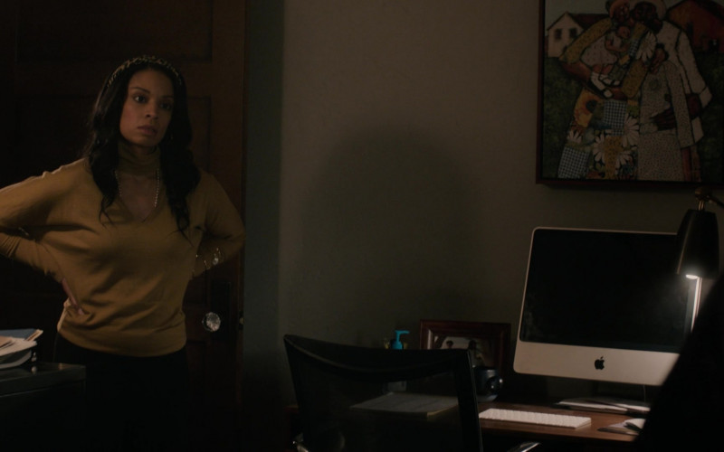 Apple iMac Computer in This Is Us S05E10 I've Got This (2021)