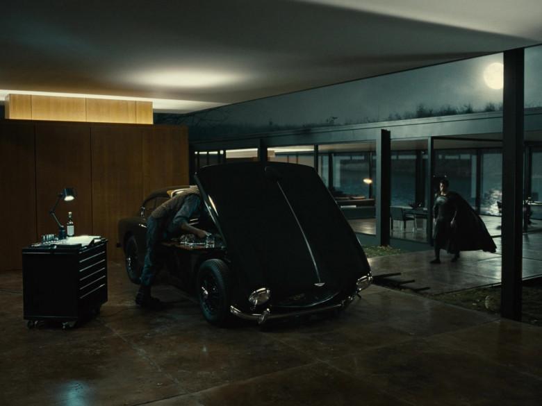 Aston Martin Car in Zack Snyder's Justice League (2021)