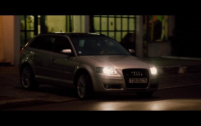 Audi A3 Sportback Quattro Car in Taken (2008)
