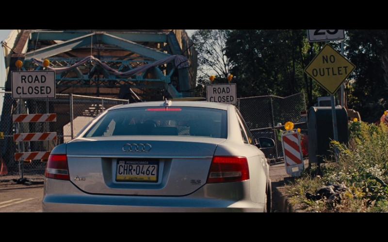 Audi A6 3.2 Quattro Car in Jack Reacher (2012)