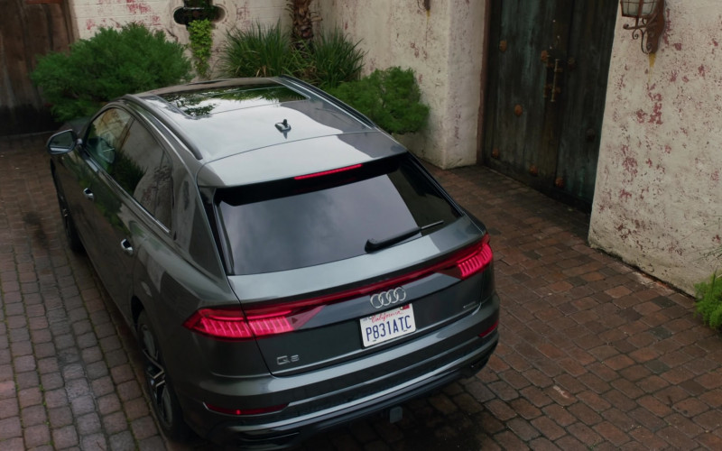 Audi Q8 Car in NCIS Los Angeles S12E13 TV SHow (1)