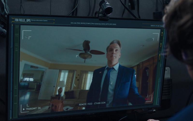Ausdom Webcam in FBI S03E09 Leverage (2021)