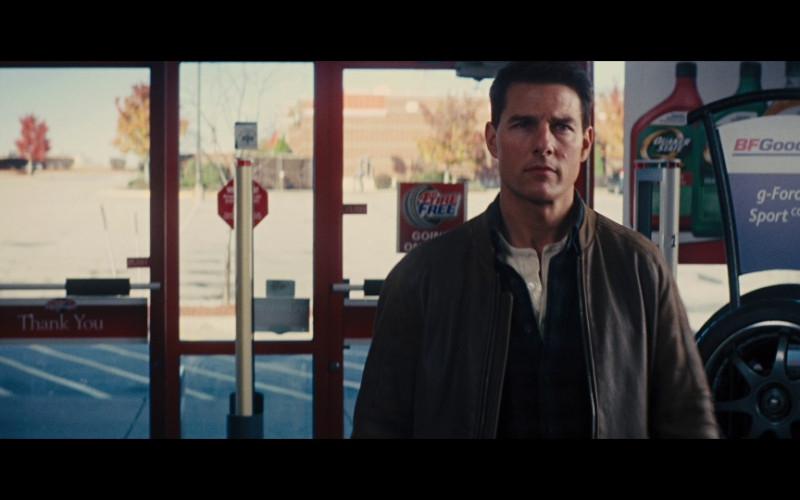 BF Goodrich in Jack Reacher (2012)