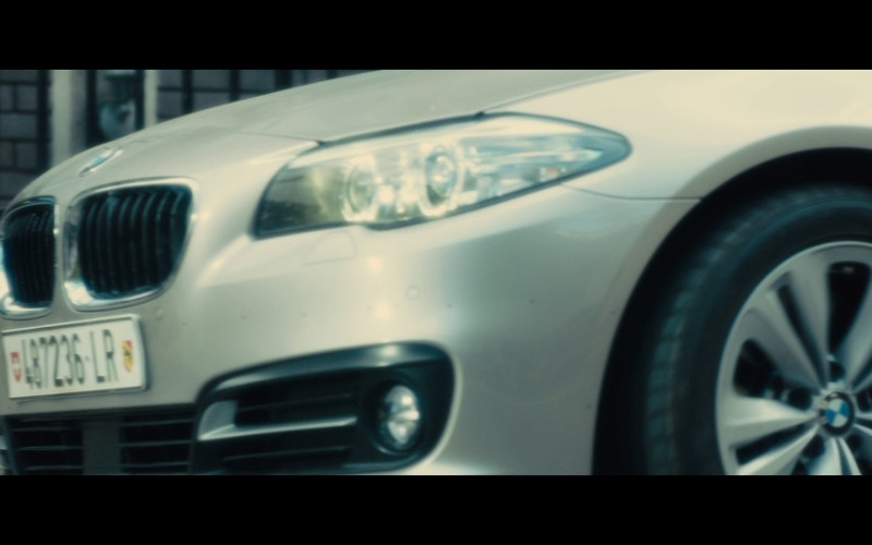 BMW 5-Series Touring Car in Our Kind of Traitor Film (1)