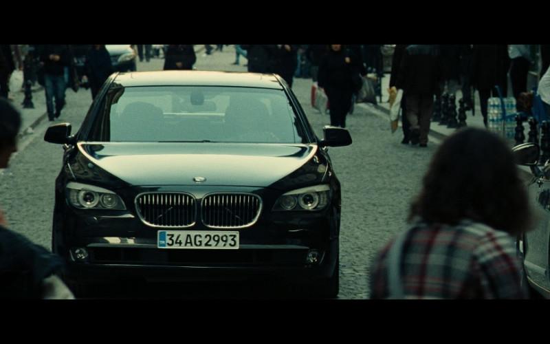 BMW 7 [F02] Car in Taken 2
