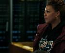 Balenciaga Women's Jacket of Queen Latifah as Robyn McCall i...