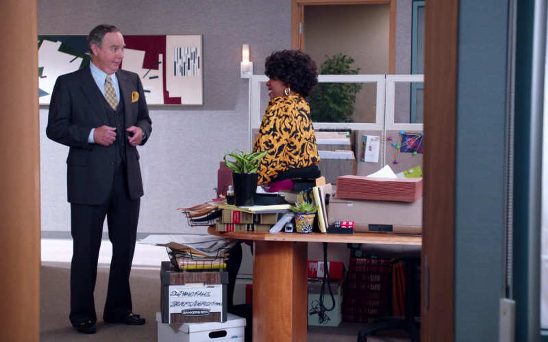 Bankers Box in Mixed-ish S02E06 Just the Two of Us (2021)