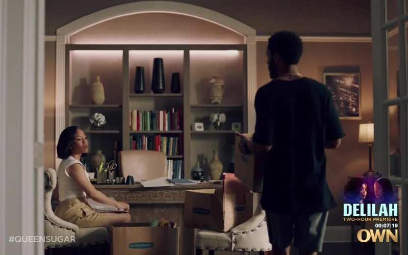 Bankers Boxes in Queen Sugar S05E04 Early-May 2020 (2021)