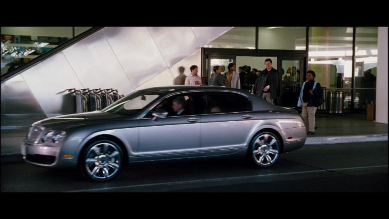 Bentley Continental Flying Spur in Taken