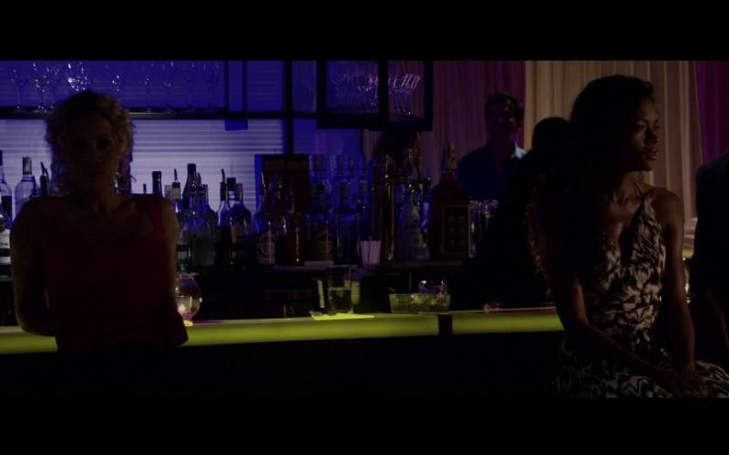 Bermudez rum, Bacardi & Brugal rum in Miami Vice (2006)