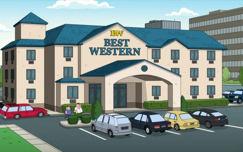 Best Western Hotel in Family Guy S19E14 (1)